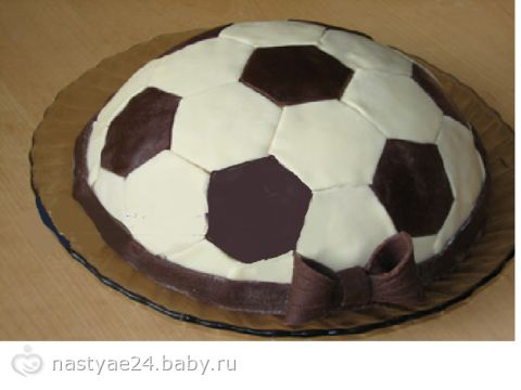торт мяч рецепт фото пошагово
