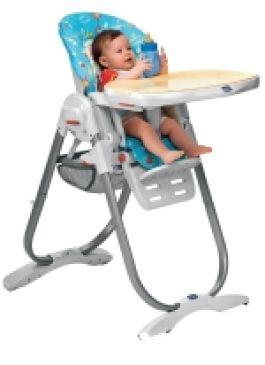 Chicco Polly Magic - это новый стульчик 3 в 1, идеальный для детей с...