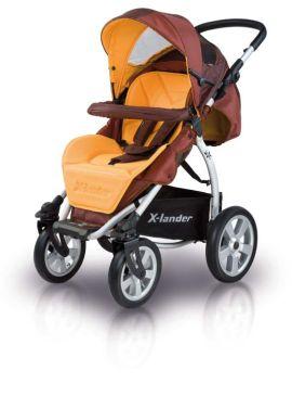 Коляски Прогулочная коляска X-LANDER X- А 2010 с сумкой (jungle) заказать с доставкой.