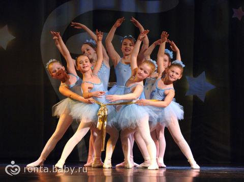 Польза танцев в развитии детей