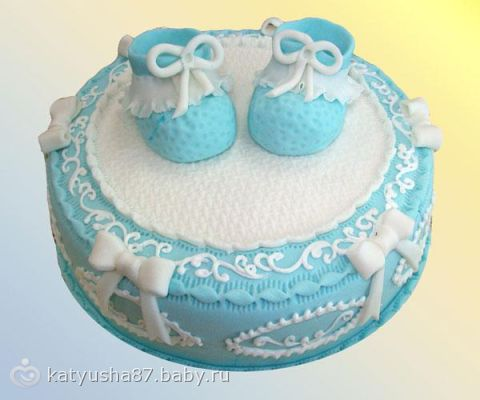Торт на годик торты на годик кошечка
