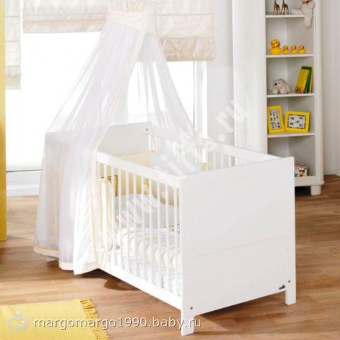 коляска для новорожденных ретро