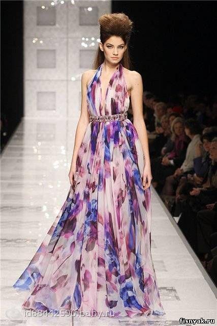 Греческое платье как сшить