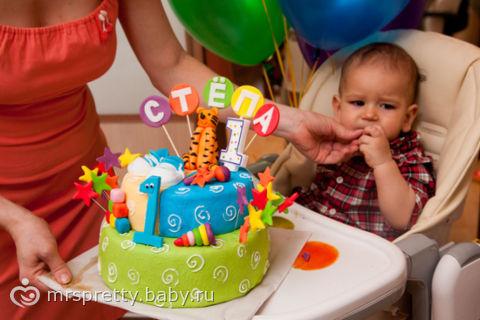 Как сделать торт ребенку на 3 года