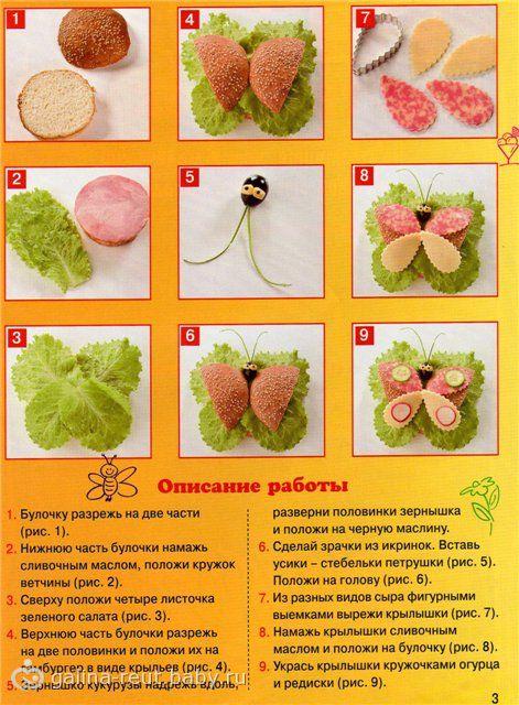 простые легкие рецепты фото