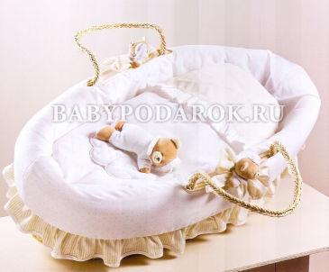 колыбель-переноска для новорожденного.