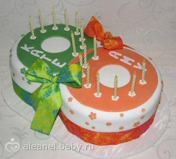Торт для девочки на день рождения 5 лет фото 4