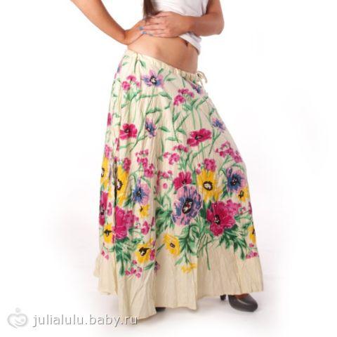Сшить юбку на резинке в пол своими руками фото 613