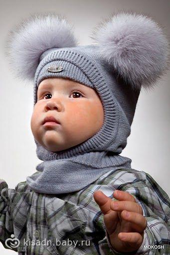 Шапка для малышей арт.718241-812 / Lassie