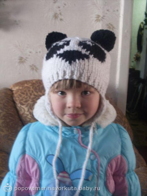 наша шапка -панда