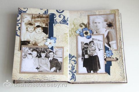 Альбом своими руками маме фото