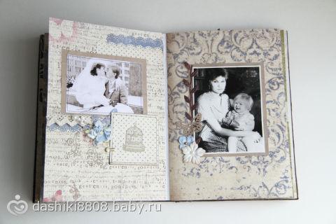Фотоальбом маме на юбилей
