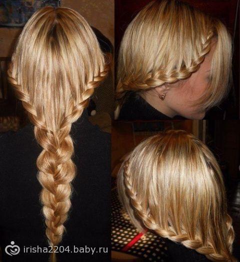 Фото красивых и лёгких причёсок