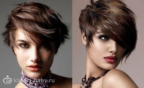 """Техника выполнения  """"Сессун """" предусматривает плавное увеличение длины волос (от коротких возле челки до длинных на..."""