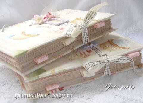 Блокнотики для девочек видео