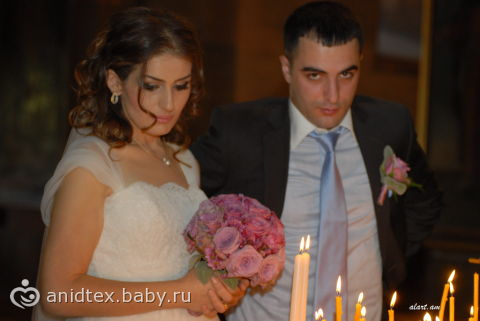 Nasha volshebnaya svadba (foto)