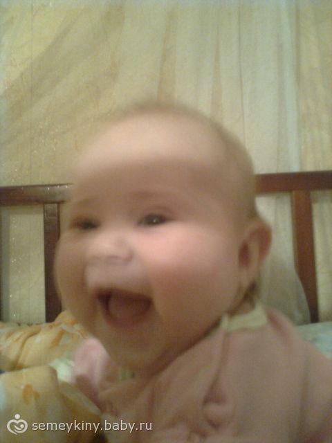 ну вот 17 нам было пять месяцев, совсем большие)))))))