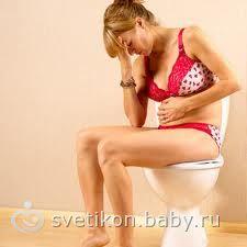 Причины геморроя после родов