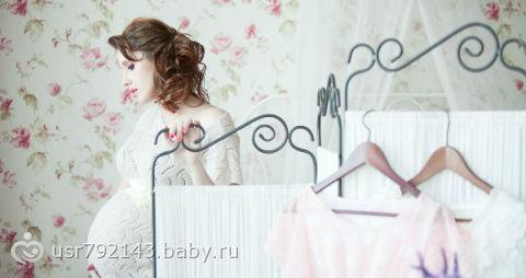 Моя Беременная фотосессия