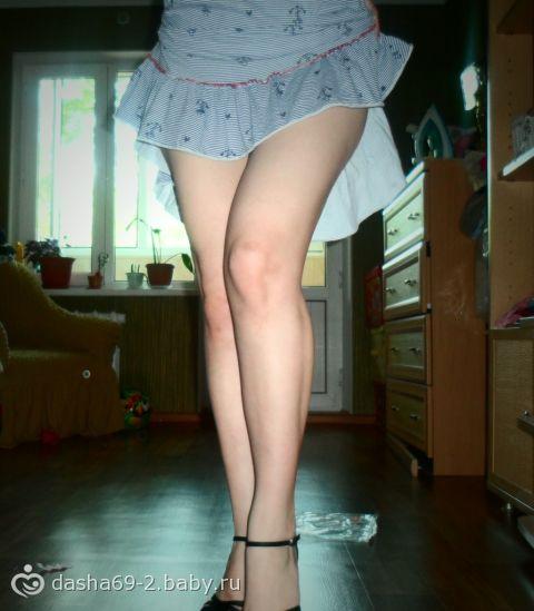 2 этап голосования «Самые красивые ножки»
