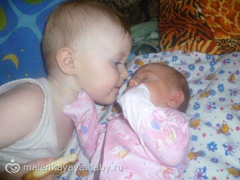 Рождение второй дочурочки))