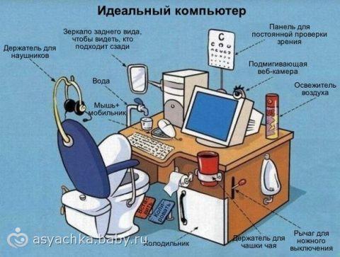 идеальный компьютер))))))))