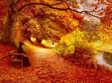 Перелистываем лето на осень картинки
